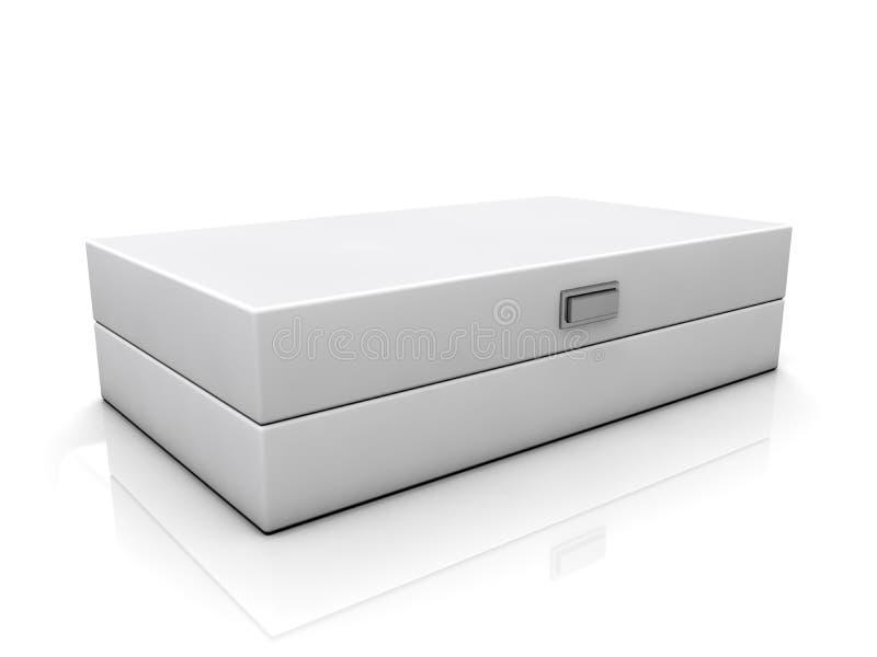 Download пустые коробки иллюстрация штока. иллюстрации насчитывающей закрыто - 37929304