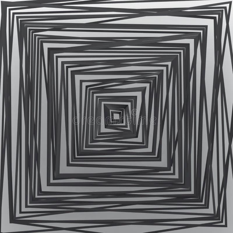 Пустые рамки на белой стене бесплатная иллюстрация