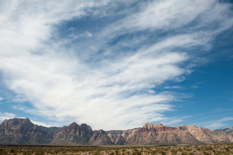 Пустыня горы стоковые изображения rf