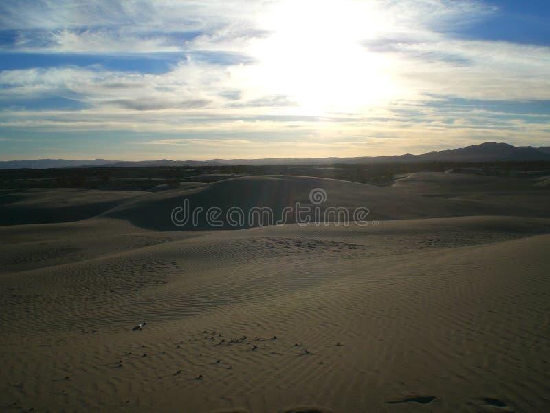 пустыня gobi Монголия стоковое изображение rf
