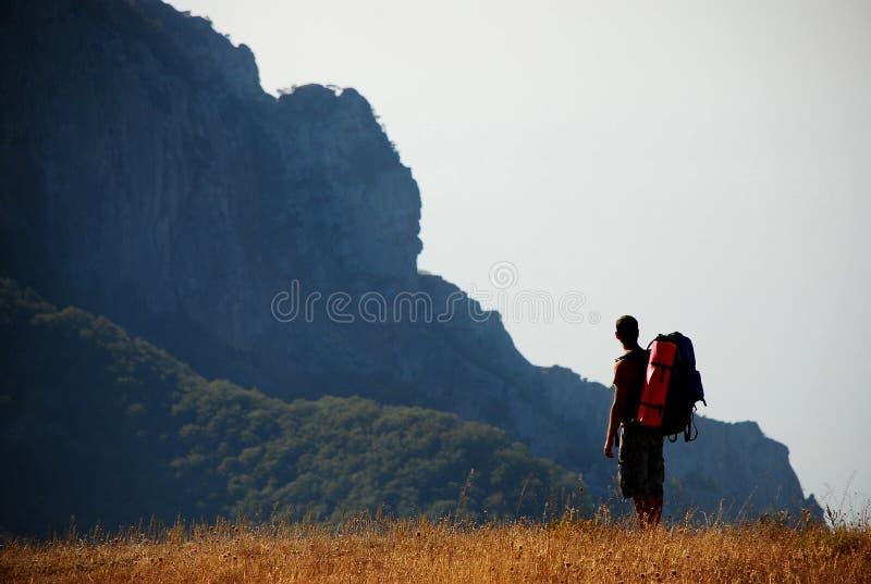 путешественник стоковое фото rf