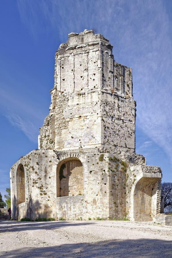 Путешествие Magne, Nimes, Франция стоковые изображения