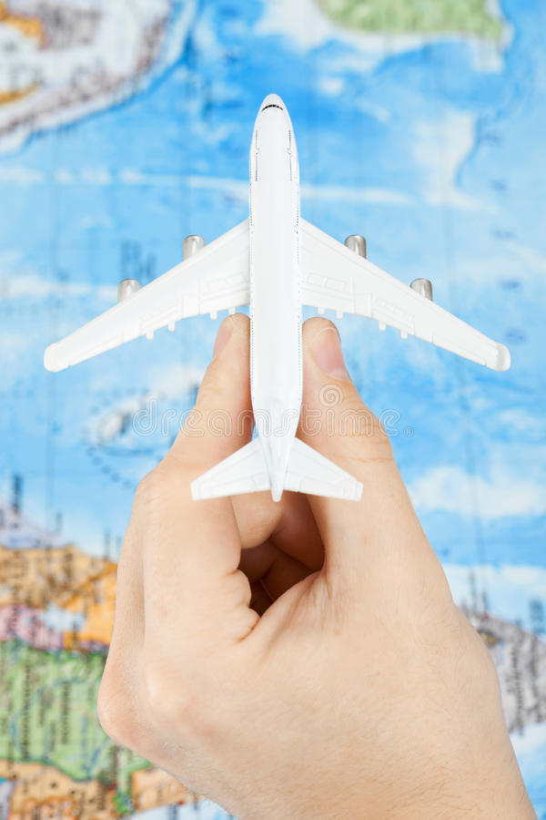 Путешествовать, туризм, сообщения и все вещи связали стоковое изображение rf