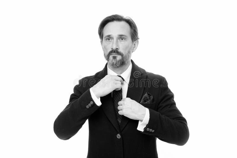 Пути accessorize ваш костюм Bespoke листобиты костюма каждый владелец Костюм вдохновляет чувство доверия джентльмена r стоковое фото