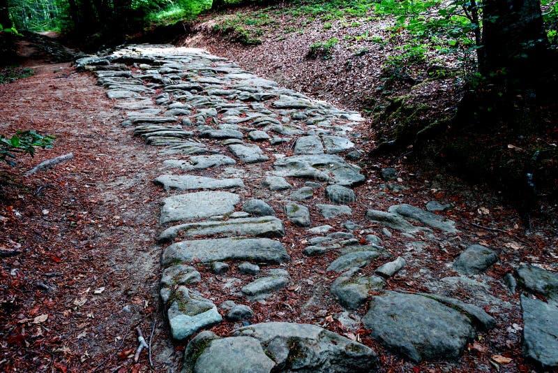 Путь богов стоковое фото