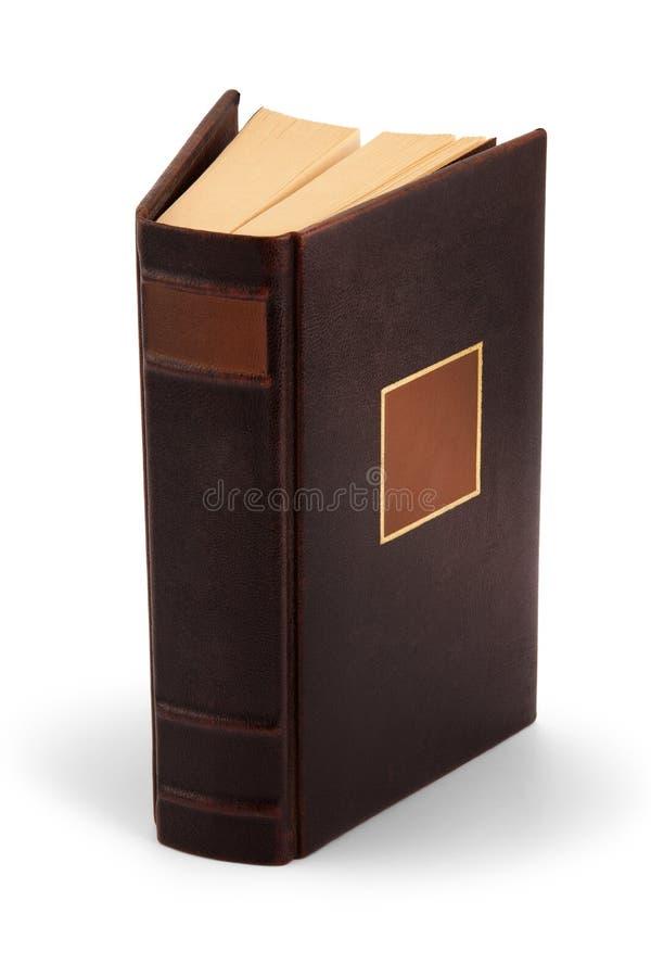 Путь книг-клиппирования книга в твердой обложке иллюстрация штока