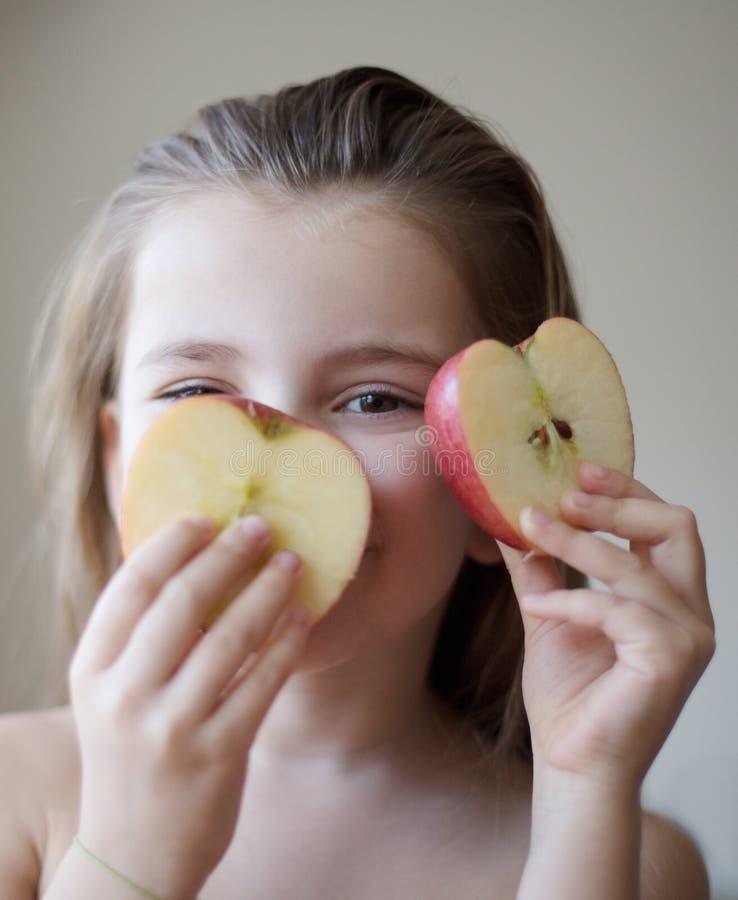 Путь к здоровью здоровое ест стоковые изображения rf