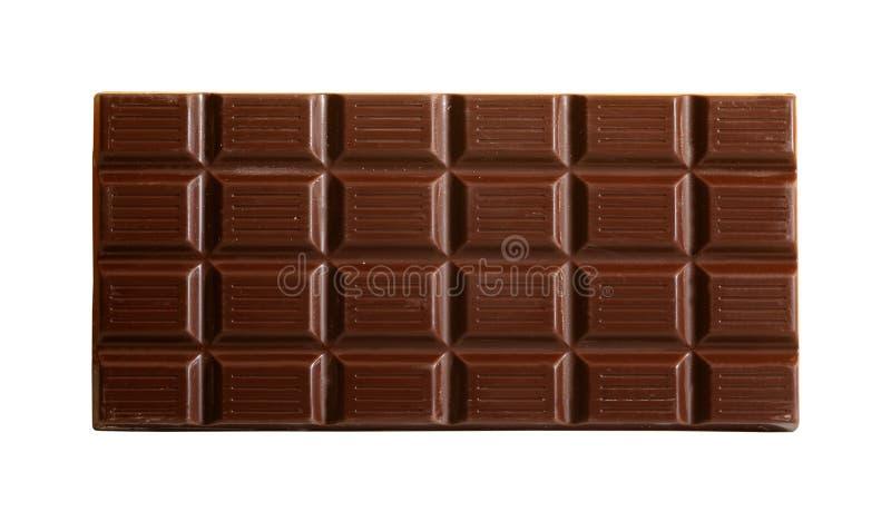 путь шоколада штанги стоковые изображения rf