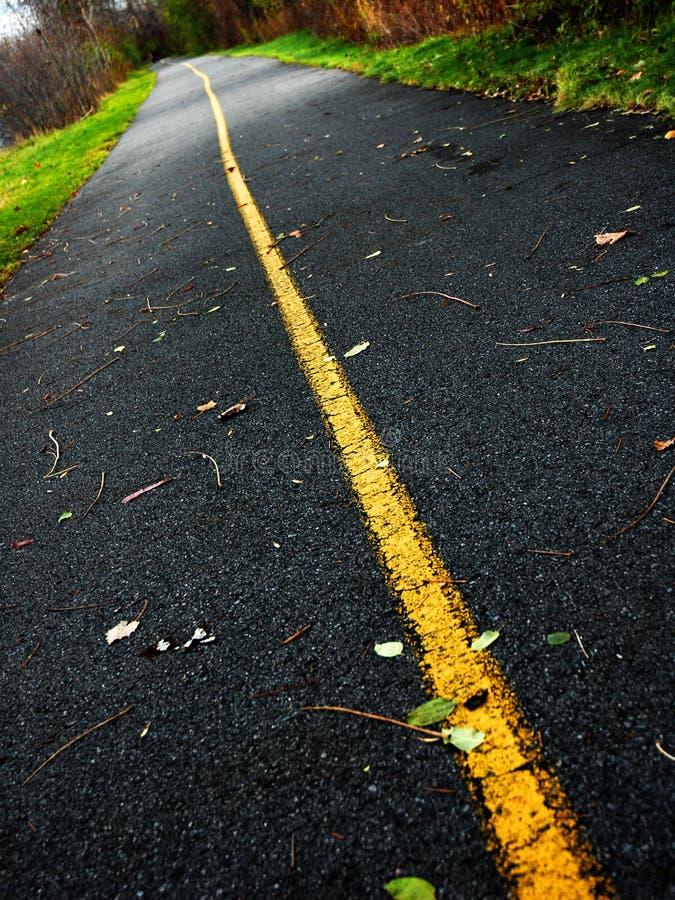путь Стоковые Фотографии RF