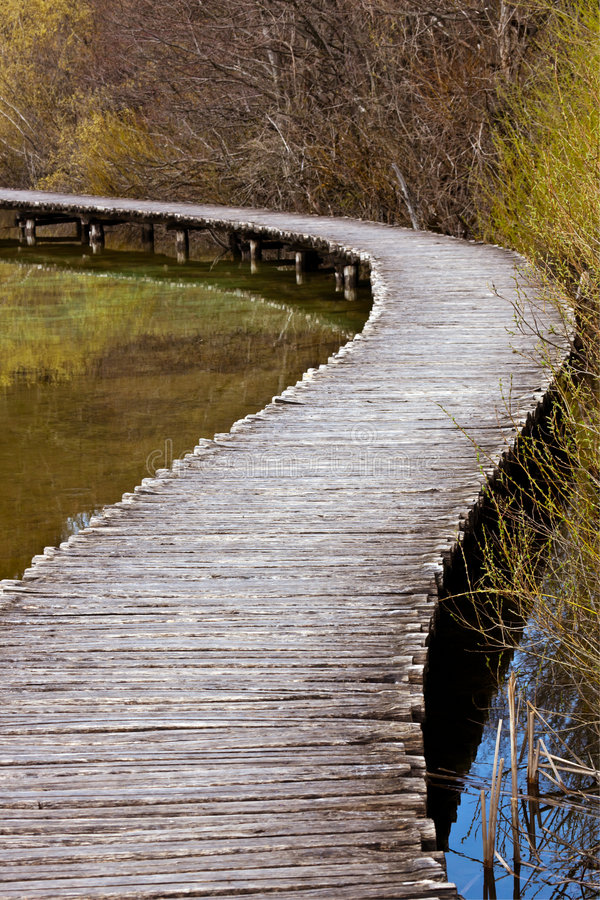 путь стоковое изображение