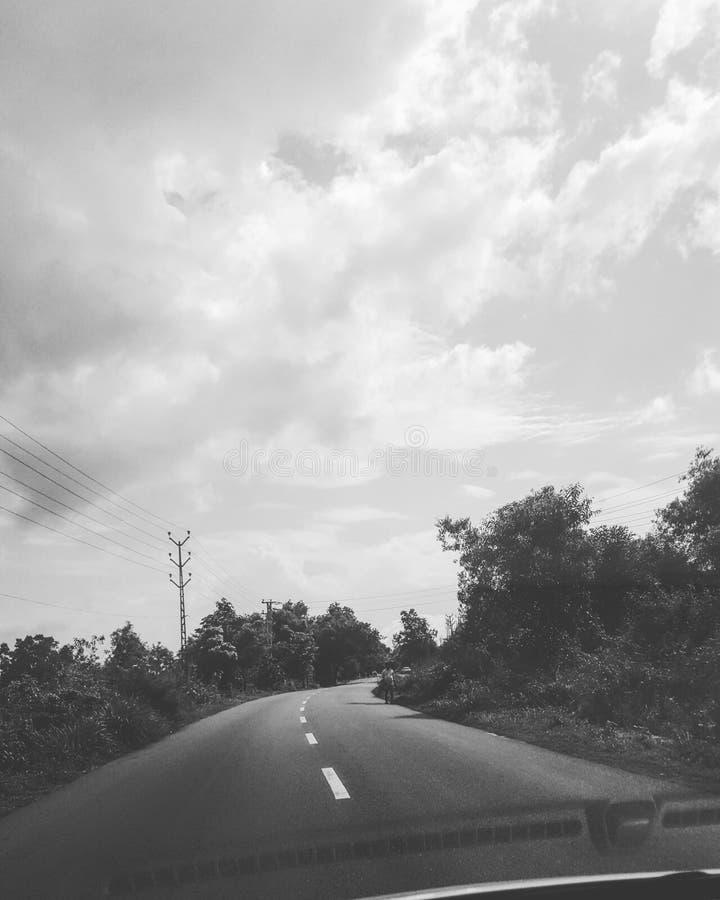 Путь!! стоковая фотография rf
