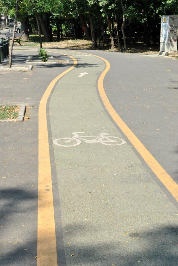 путь bike стоковые изображения