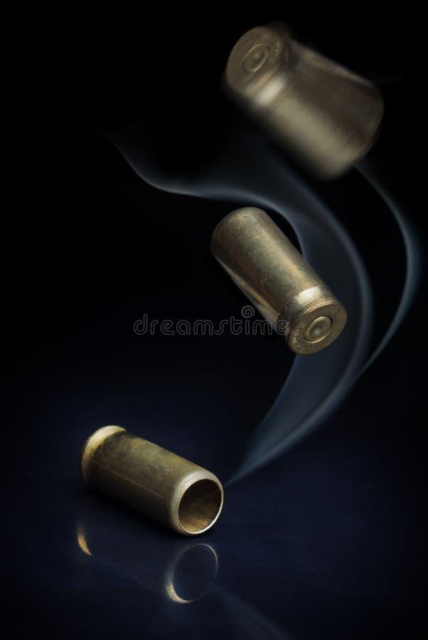пушка кожухов стоковые фотографии rf