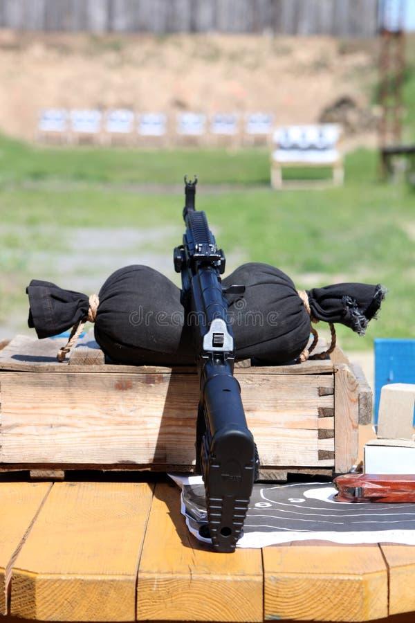 пушка самомоднейшая стоковая фотография rf