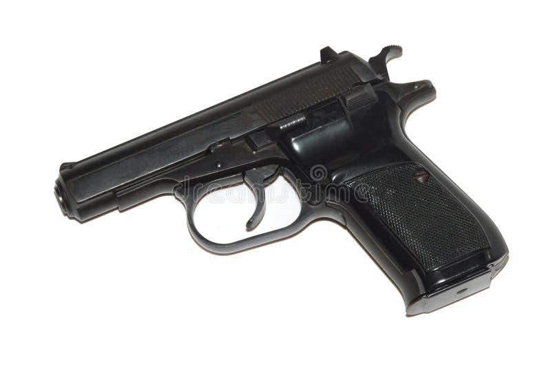 пушка 9mm стоковые изображения rf