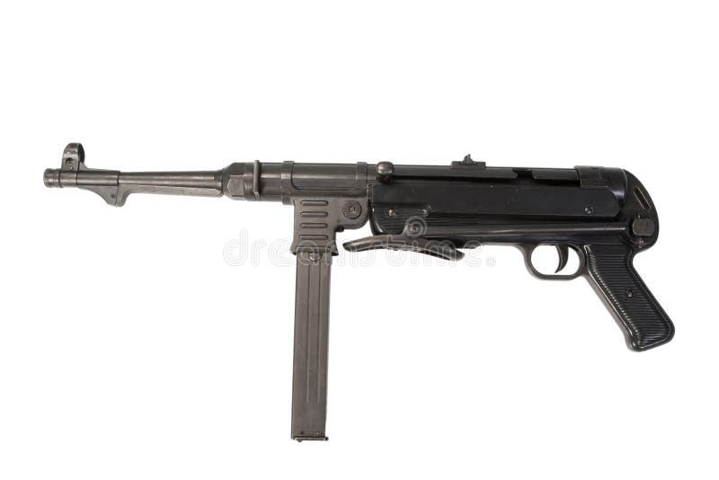 Пушка submachine MP40 стоковые фото
