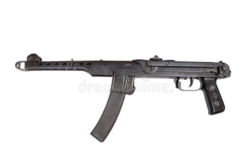 Пушка Submachine pps стоковая фотография
