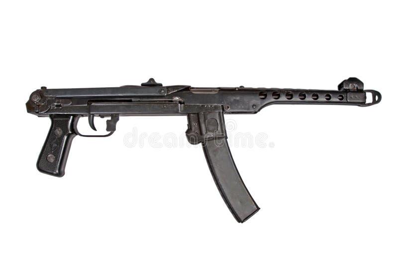 Пушка Submachine pps стоковая фотография rf