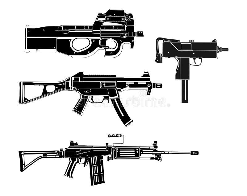 пушки бесплатная иллюстрация