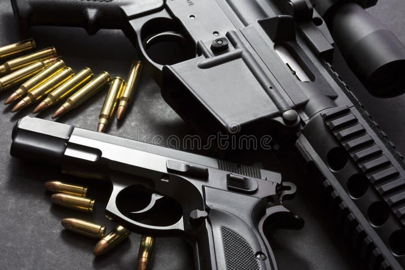 пушки стоковое изображение