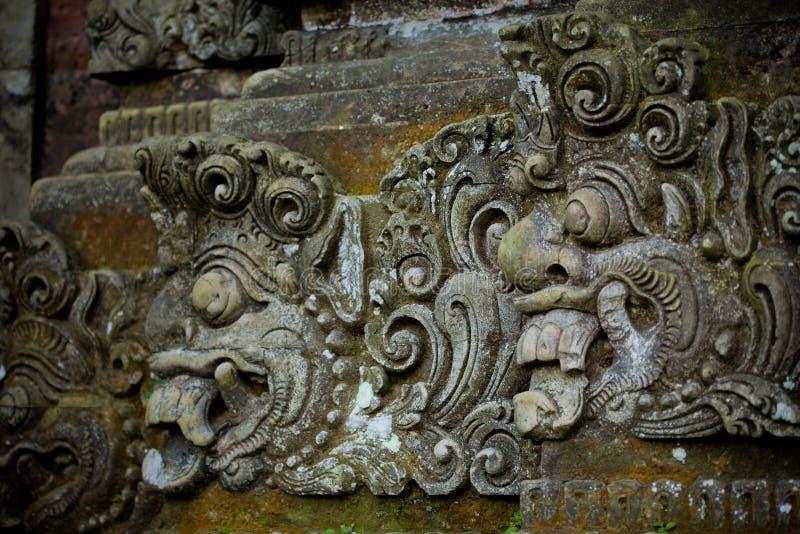 Пуща обезьяны в Бали (Sangeh) стоковое фото