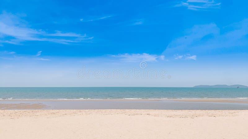 Пхукетский пляж в Таиланде стоковое изображение