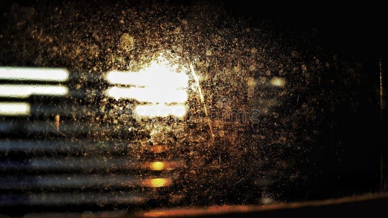 Пыль творческих способностей стоковая фотография rf