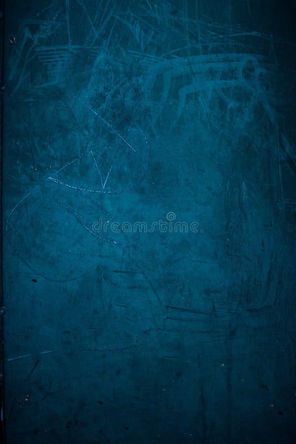 Пылевоздушная Scratchy текстурированная стена - старая винтажная предпосылка grunge стоковые фотографии rf