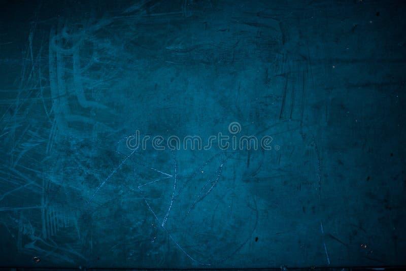 Пылевоздушная Scratchy текстурированная стена - старая винтажная предпосылка grunge стоковое фото rf