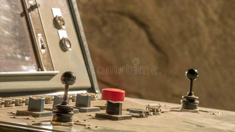 Пылевоздушный пульт управления стоковые фотографии rf