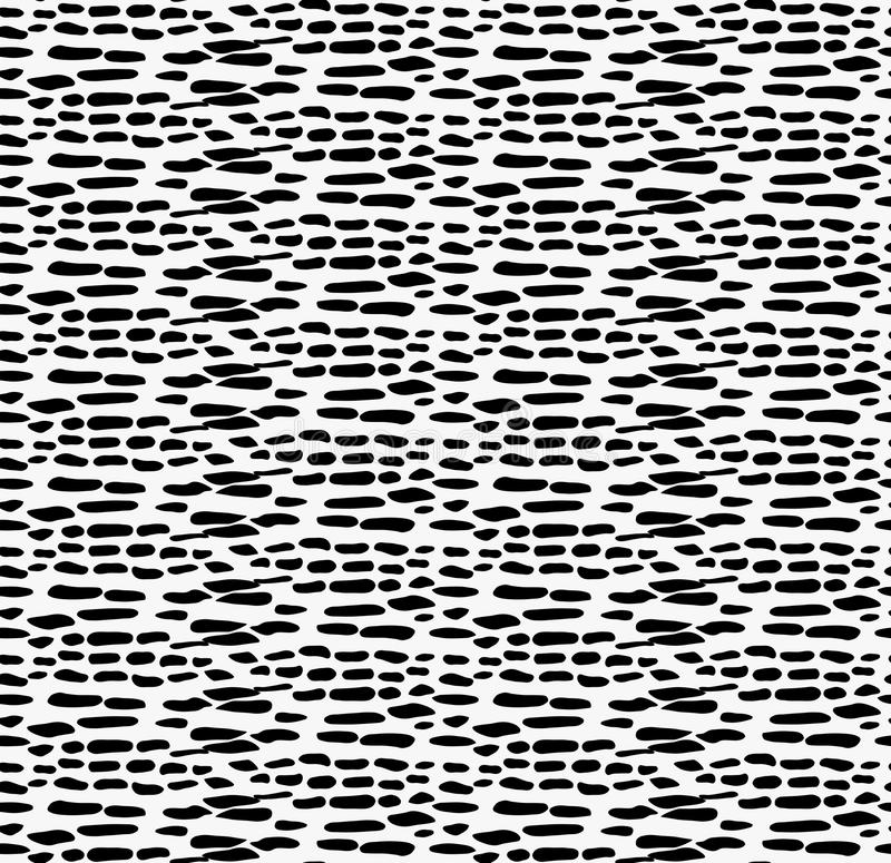 Пятна черной отметки неровные иллюстрация штока