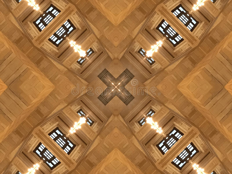 пятно x меток стоковая фотография