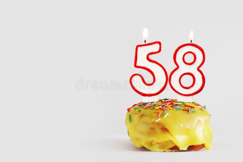 Поздравленья с днем рождения 58 лет