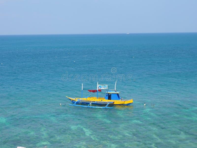 Плавание корабля стоковые фото