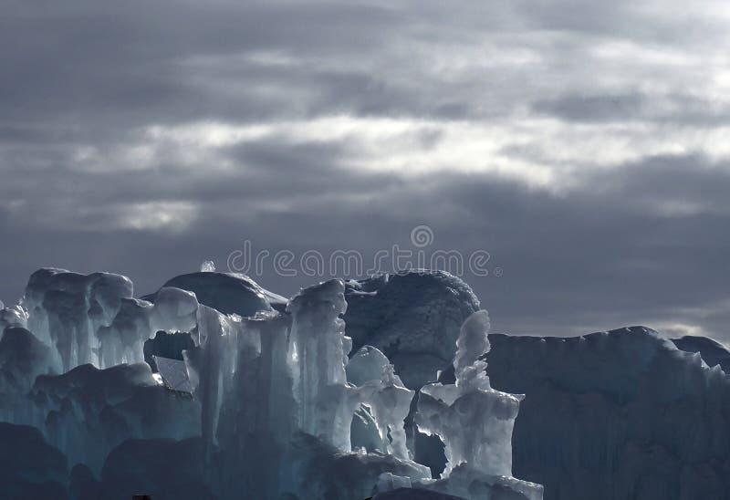Плавя лед стоковое изображение rf
