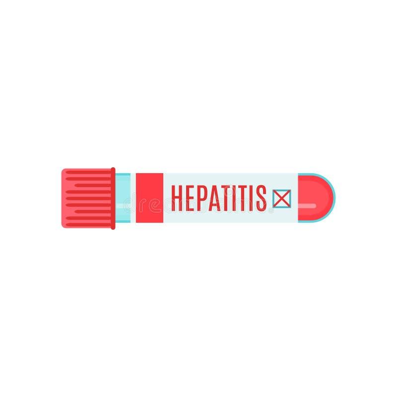 Плакат дня гепатита иллюстрация штока