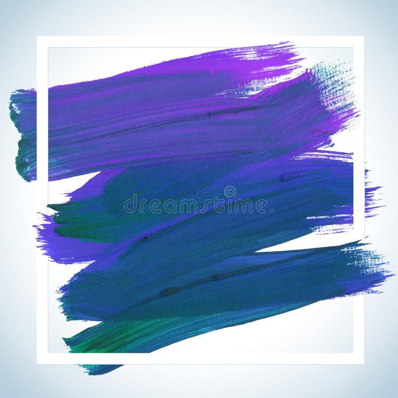 Плакат хода мотивировки мечт квадратный акриловый Литерность текста вдохновляющего высказывания Шаблон плаката цитаты типографски бесплатная иллюстрация
