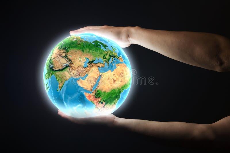 Download Планета земли стоковое фото. изображение насчитывающей тщательно - 41652312
