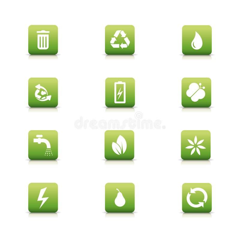 Download Планета Eco иллюстрация вектора. иллюстрации насчитывающей гловально - 41661055