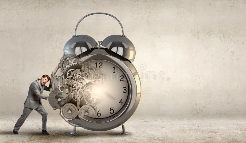 Планирование времени! стоковые изображения rf