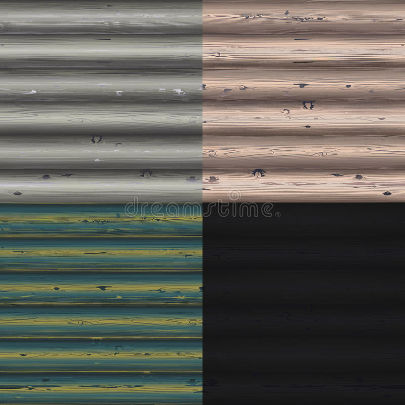Планка предпосылки деревянной текстуры деревянная бесплатная иллюстрация