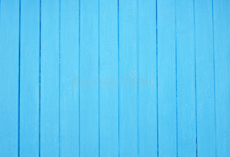 Планки покрашенные синью деревянные как предпосылка стоковые фото