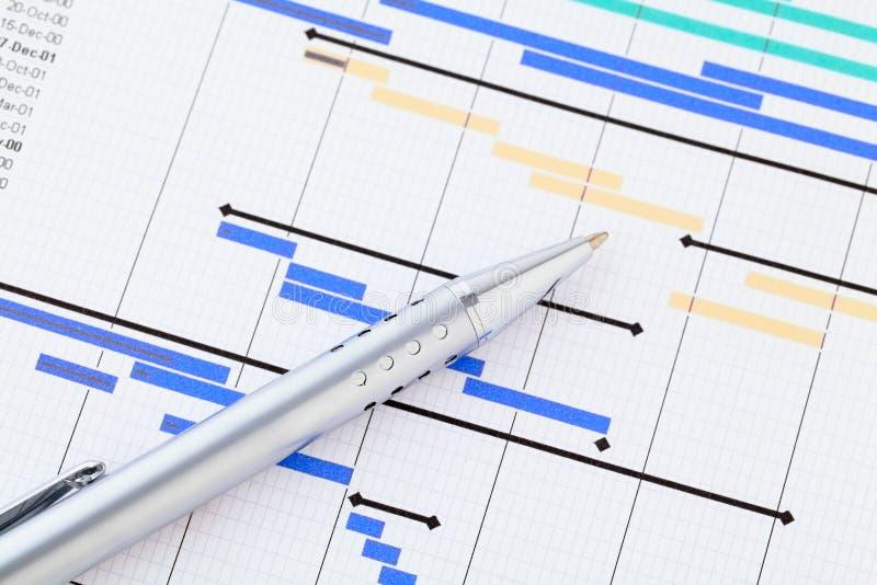 Планово контрольный график стоковое изображение изображение   Планово контрольный график стоковое изображение изображение насчитывающей дело 38455199