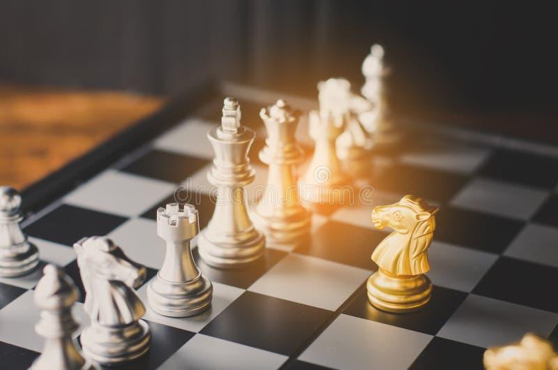 План-график шахмат - концепции планированиe бизнеса стоковая фотография rf