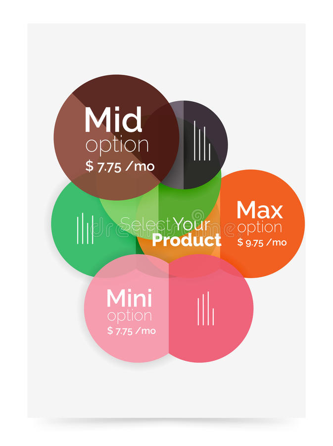 Download План дела - выберите ваш продукт с вариантами образца Иллюстрация вектора - иллюстрации насчитывающей сравните, плоско: 81805264