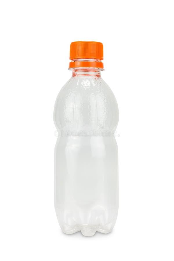 Пластичная бутылка стоковые изображения rf