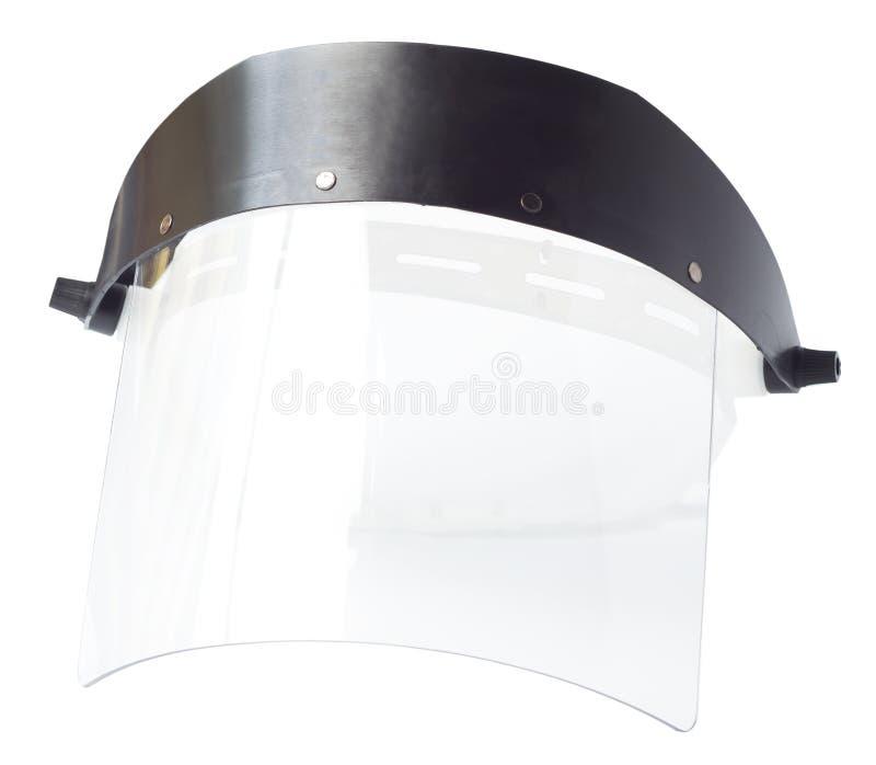 Пластичная защитная защитная маска стоковые изображения rf