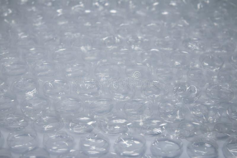 Пластичная текстура предпосылки обруча пузыря стоковое изображение