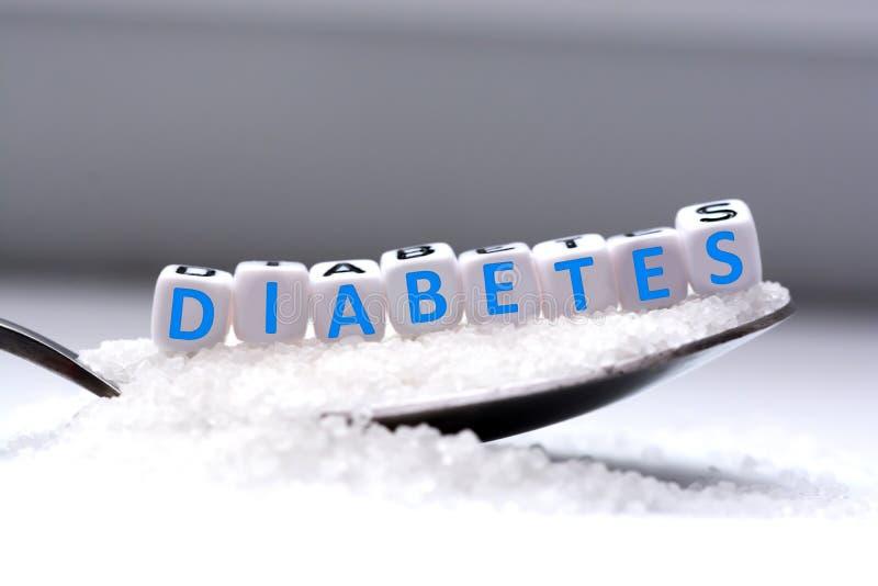 """Пластичное письмо отбортовывает говорить  по буквам """"diabetes†слова стоковое фото"""