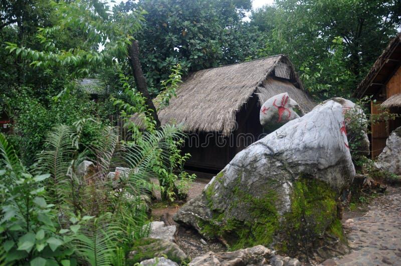 Племена меньшинства стоковое фото rf